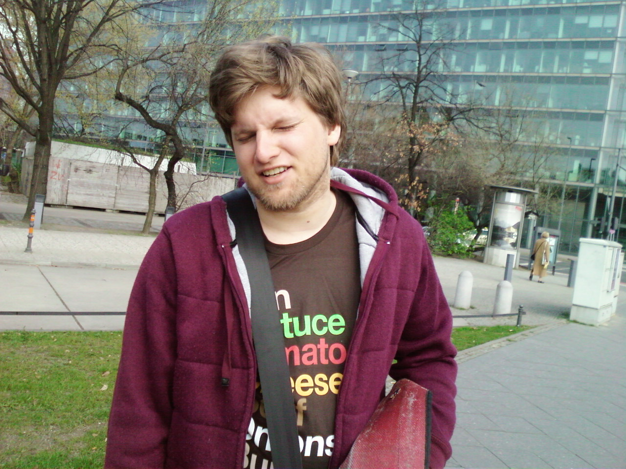 my personal Berlin-expert