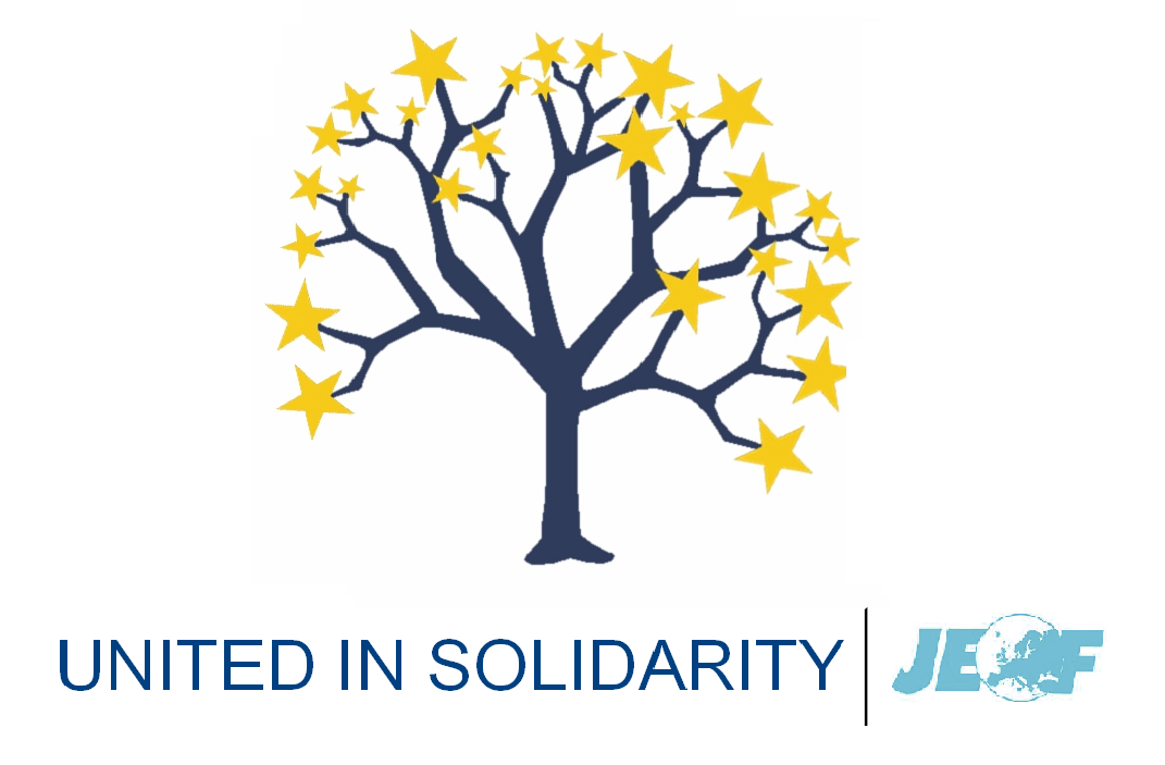Europe and JEF-united in solidarity