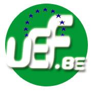 logo uef belgium