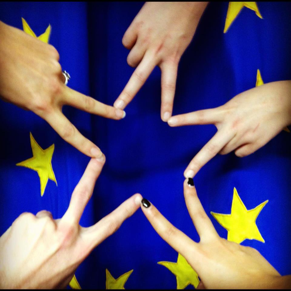 JEF Brussels - stars for solidarity