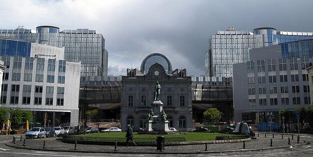 Brussel Place de Lux
