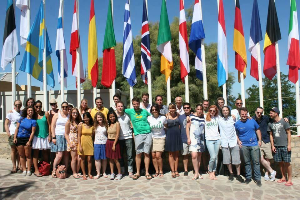 The Ventotene 2013 Group