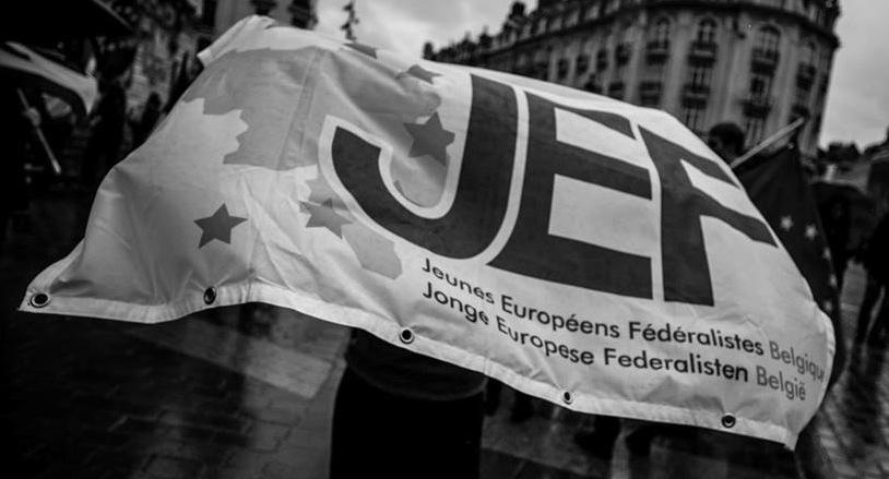 JEF Belgium flag