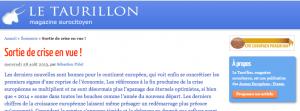 Sébastien - La Taurillon I